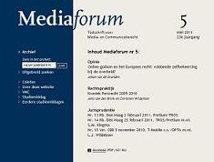Mediaforum mei 2011