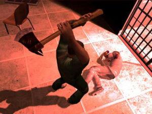 Screenshot van Manhunt 2