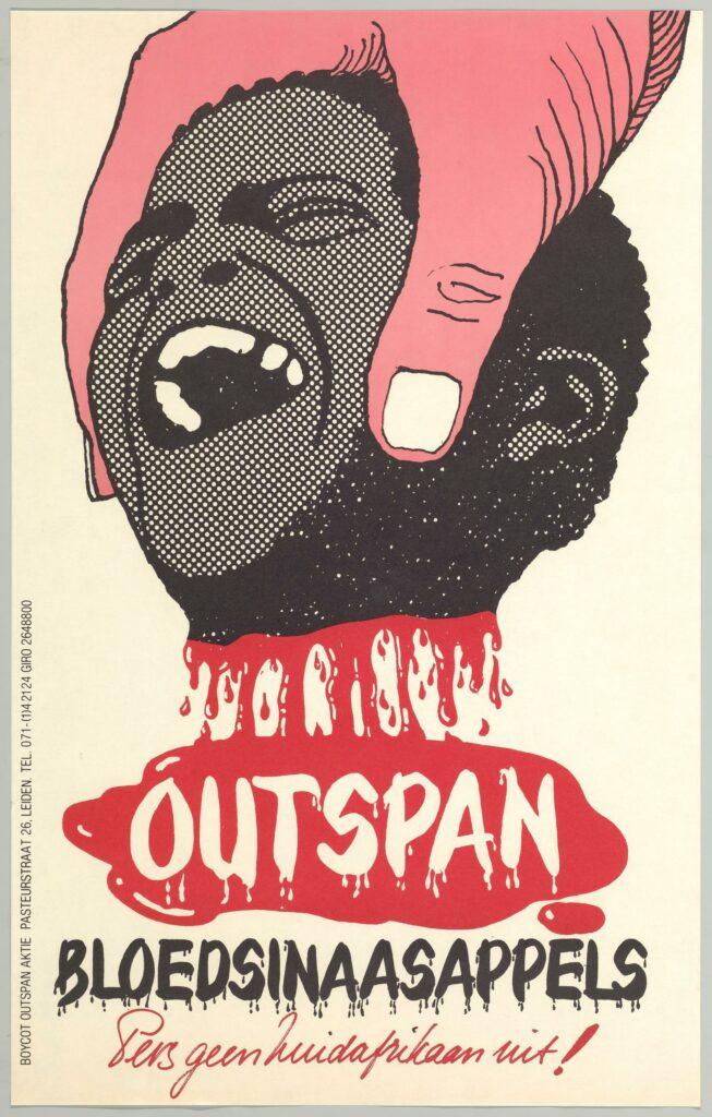 Affiche Rob van der Aa - Collectie Internationaal Instituut voor de Sociale Geschiedenis Amsterdam